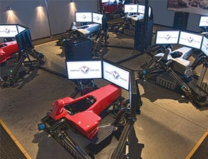 Adventure - 1 General Pass to the Vortex Racing Formula Grand Prix Simulator - Montreal