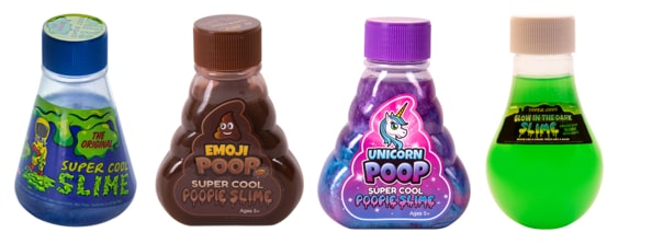 Notice of Manufacturer Kangaroo Manufacturing Inc. Super Cool Slime product recall