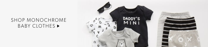 Baby Monochrome Collection