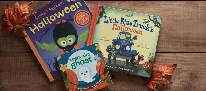 Halloween - Explore our spooktacular selection of Halloween books.
