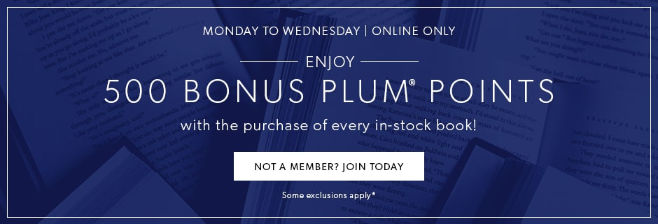 500 Bonus Plum Points