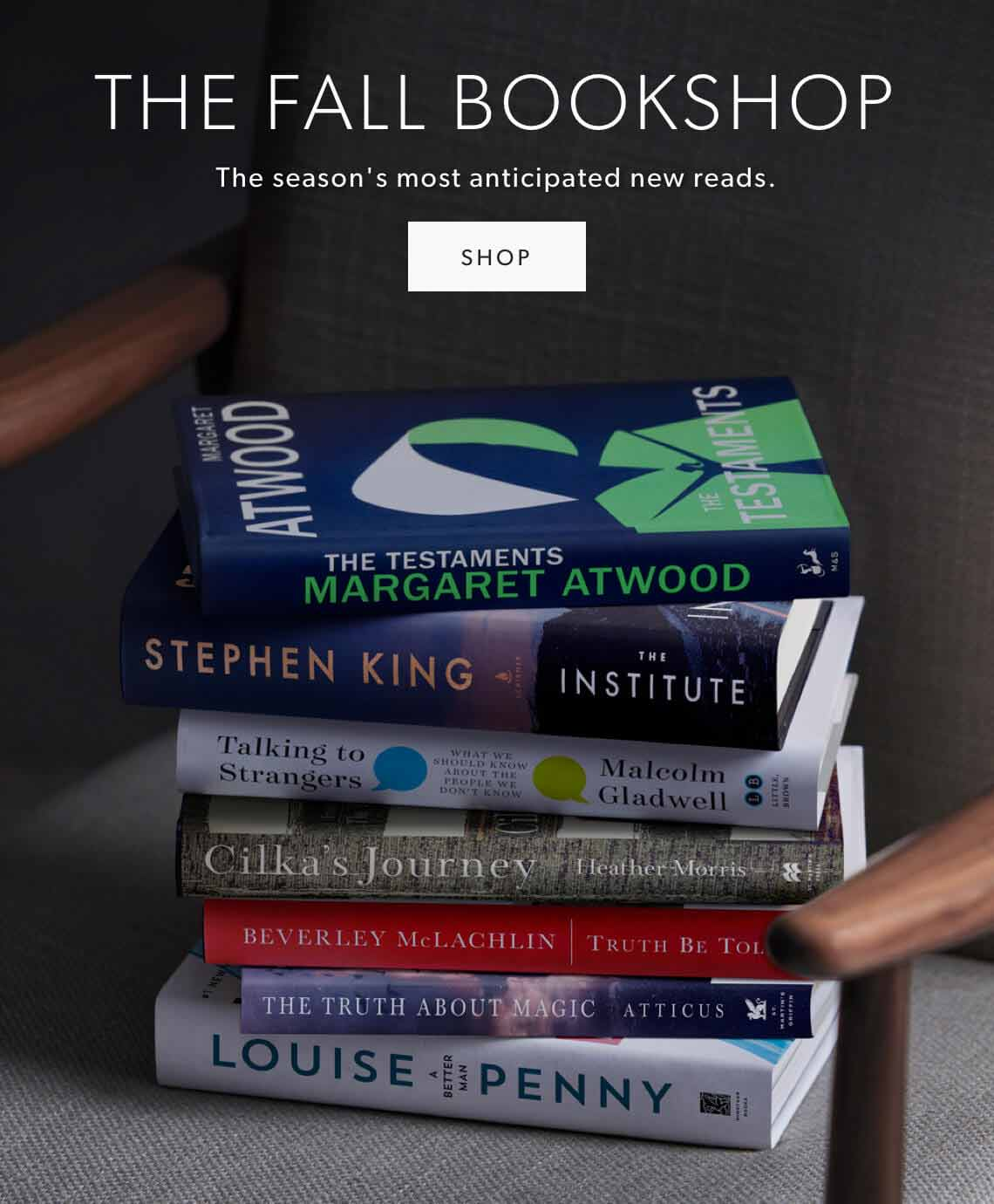 The Fall Bookshop