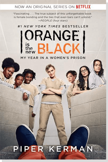 Orange is the New Black By: Meg Wolitzer