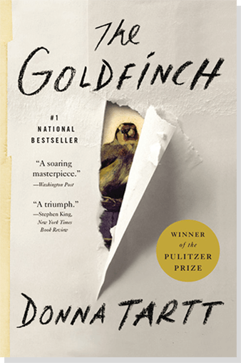 The Goldfinch By: Donna Tart