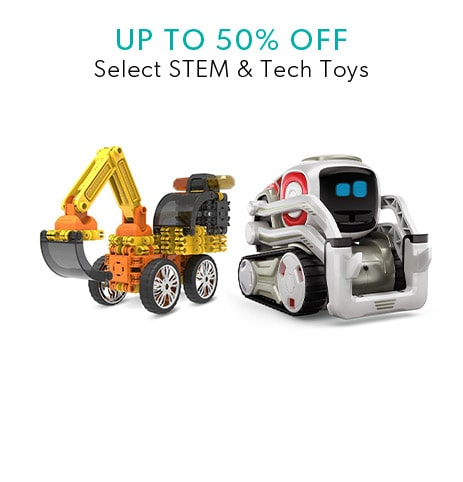 72 Hour Cyber Sale 2019: shop up to 50% off select STEM and tech toys now