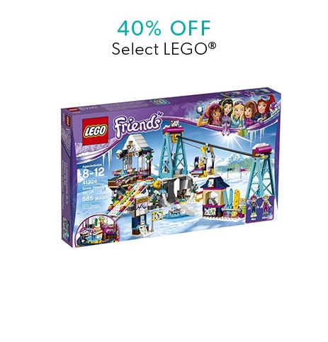 72 Hour Cyber Sale 2019: shop 40% off select LEGO now