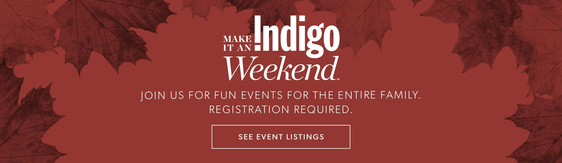Event Listings Chapters Indigo Ca