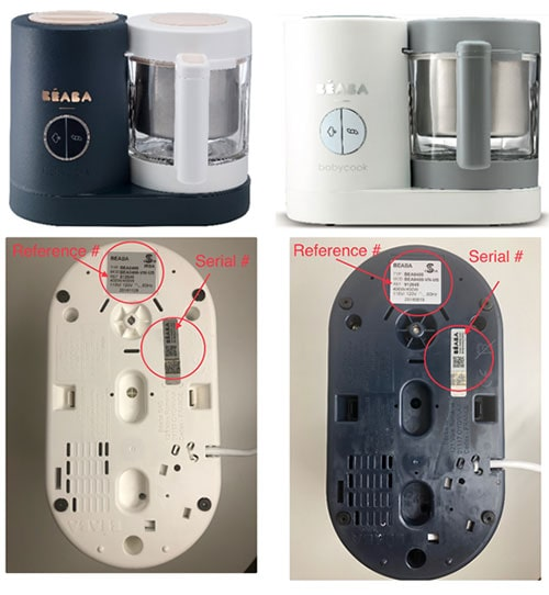 Béaba USA is conducting a batch recall of the Béaba Babycook NEO Steamer/Blender.