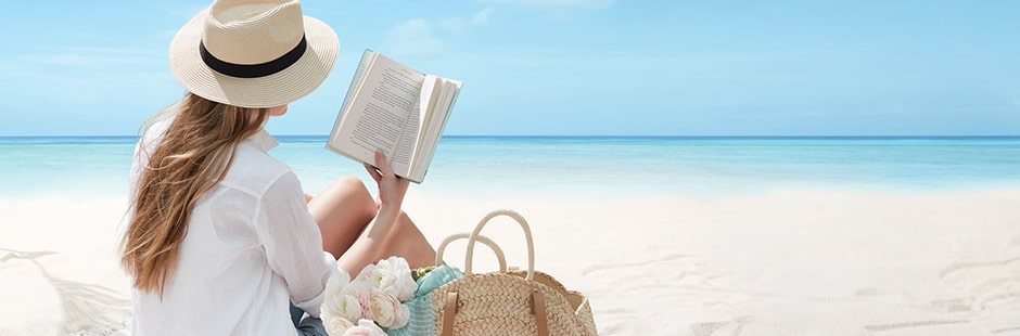 Shop the Summer Reading Shop - Read, Relax, Repeat.