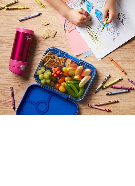 Litterless lunch - shop reusable lunch gear now