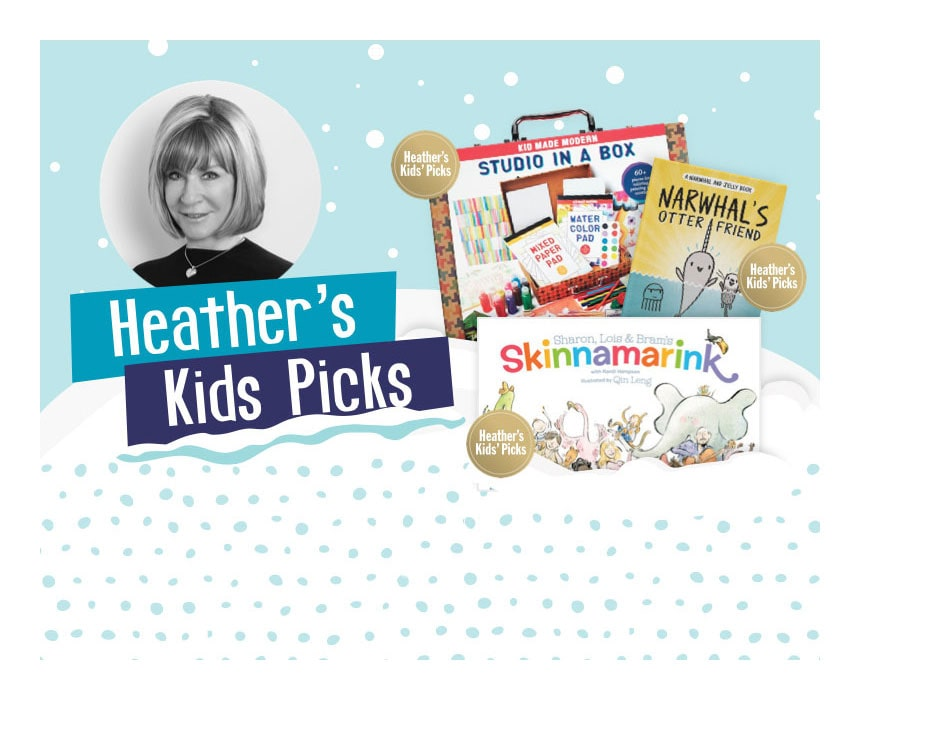 Heather's Kids Picks