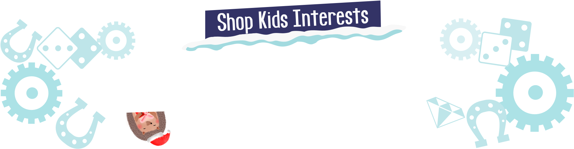 shop by kids interests