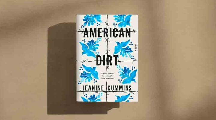 Heather's Book Club Pick - American Dirt by Jeanine Cummins