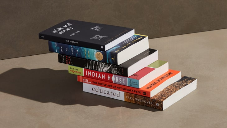Indigo's Best Books of the Decade