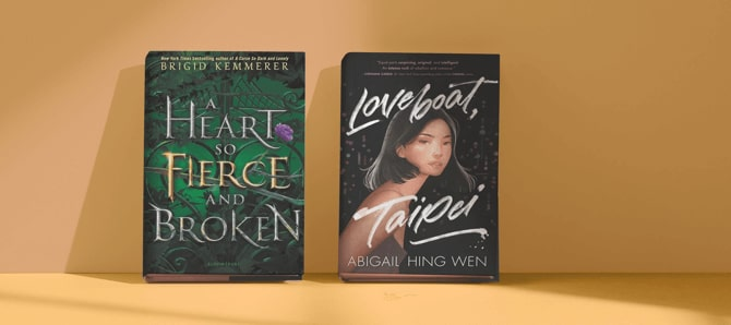 Top 10 Teen Books for January