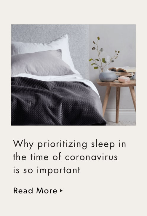 Prioritizing Sleep During Coronavirus