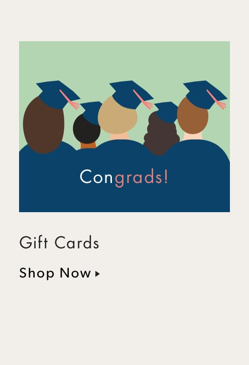 Gift Cards for Grads