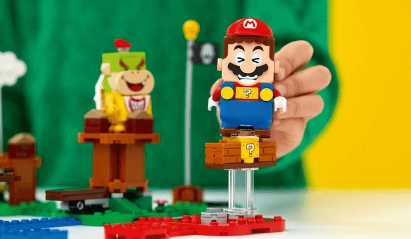 New LEGO®! Introducing LEGO® Dots and LEGO® Super Mario™.