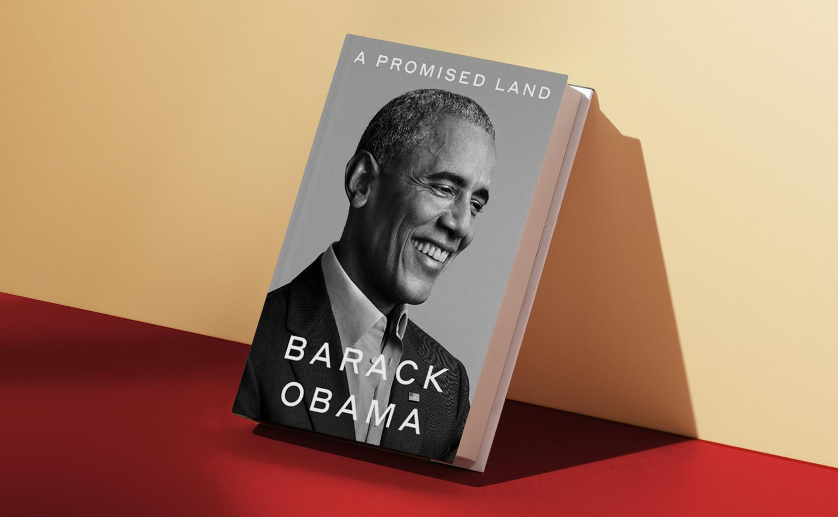 A Promised Land by Barack Obama. The former president reflects on his life and legacy in the defining book of the year.