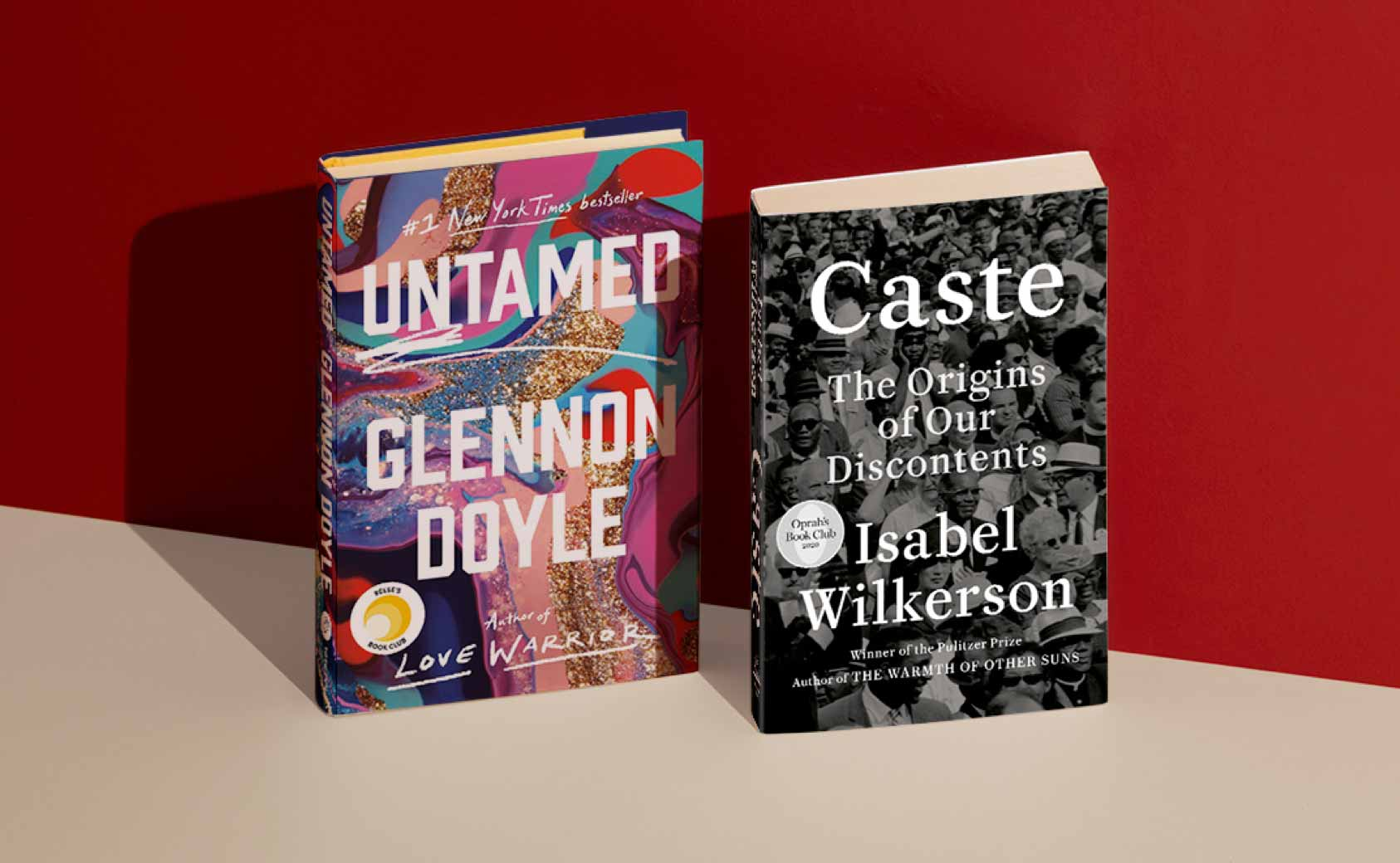 New & hot non-fiction books.