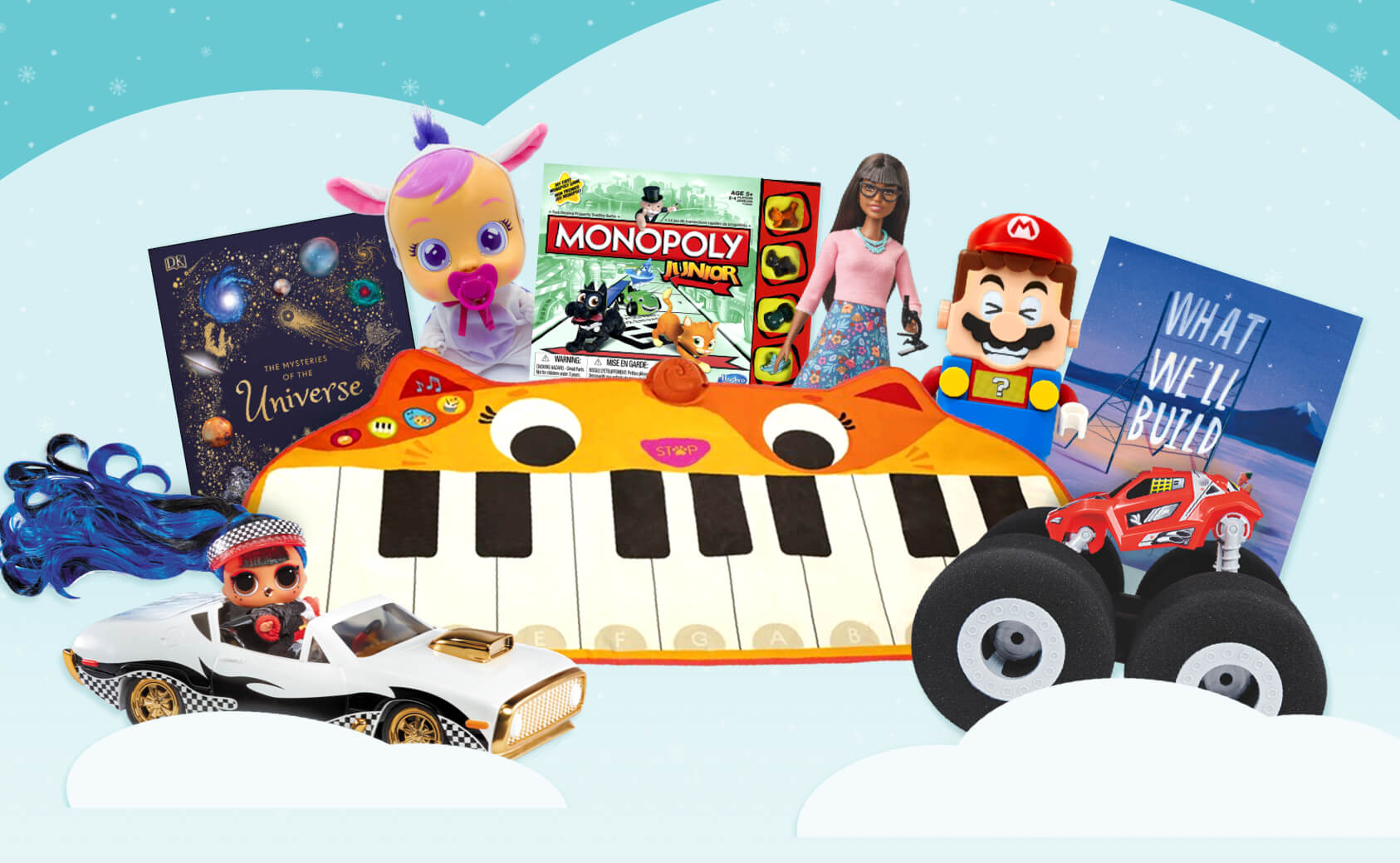 Kids Holiday Shop. From the hottest new toys to the best books and games, everything kids want this year is right here.