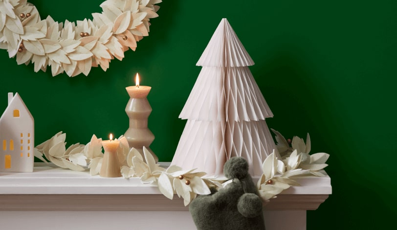 Holiday Decorating. Make your home twinkle and shine with our holiday decor, seasonal candles, warm lightning, and more.