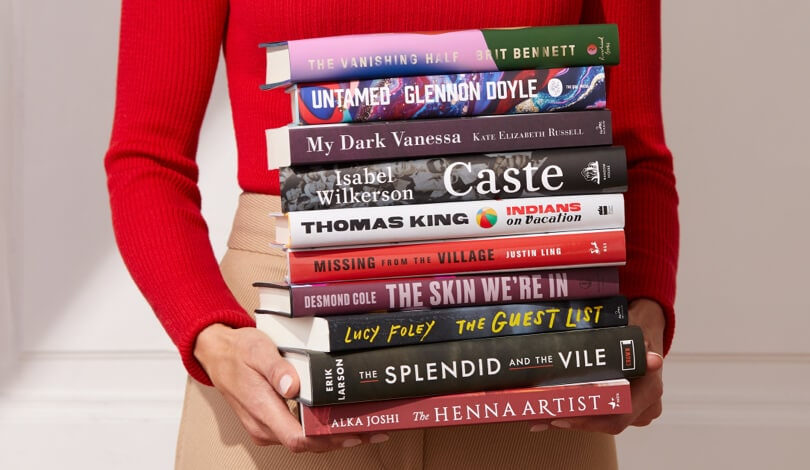Holiday Bookshop. Explore our best reads of the season to give—and receive.