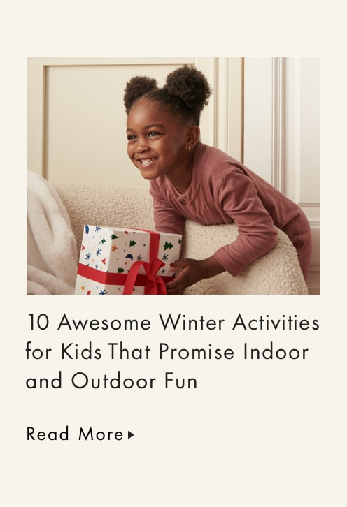 10 Things To Do With Your Kids This Holiday