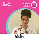 IndigoKids x Barbie Role Model Series: Ashely Lawrence
