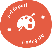 Art expert badge