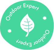 Outdoor expert badge