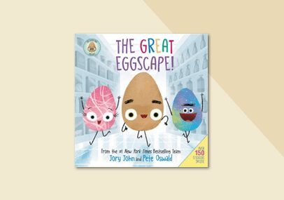 shop Easter-themed books perfect for storytime