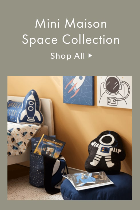 Mini Maison Space Collection - Kids' Home Decor