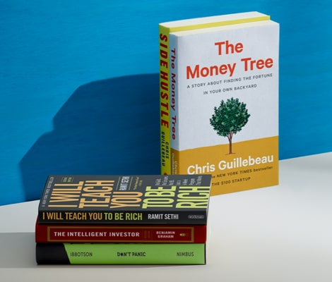 Books about finance