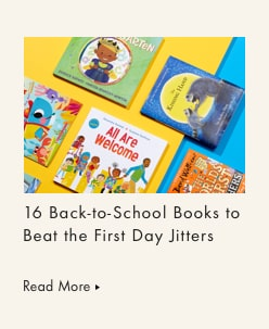 16 Back-to-School Books to Beat the First Day Jitters