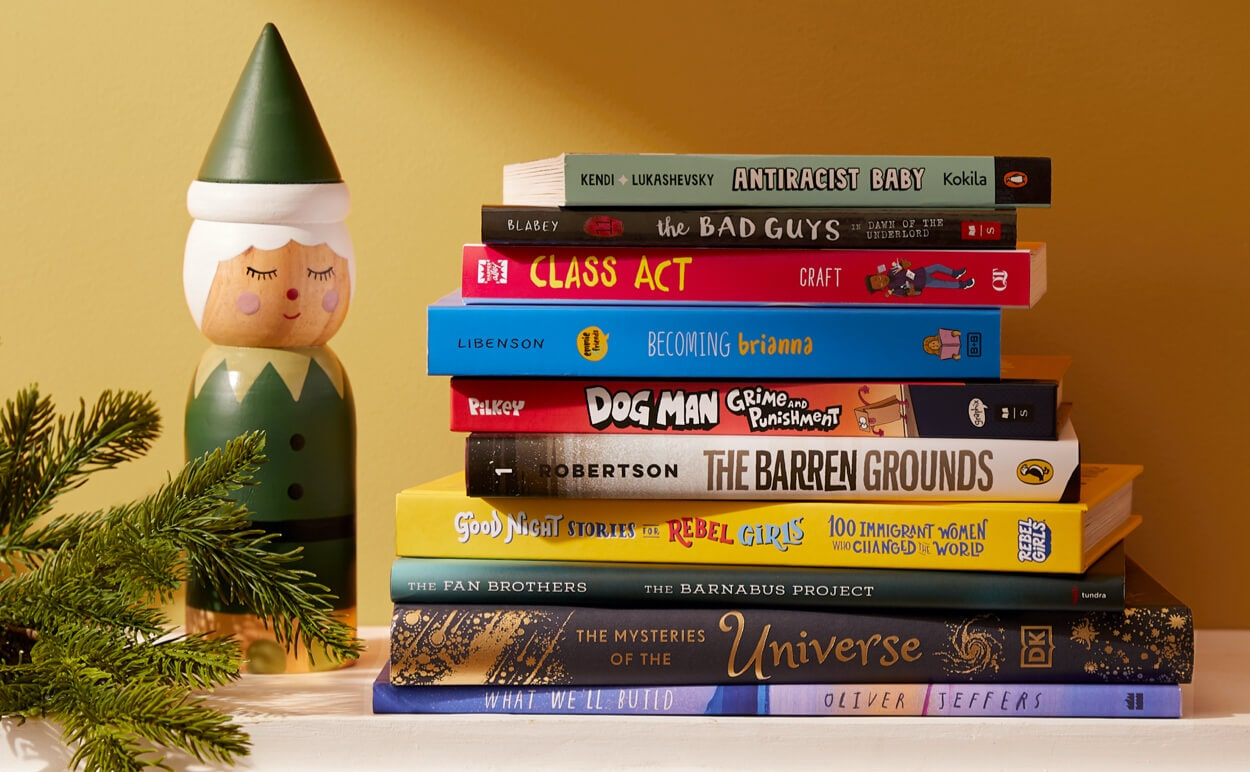 shop the Best Books of 2020 for kids