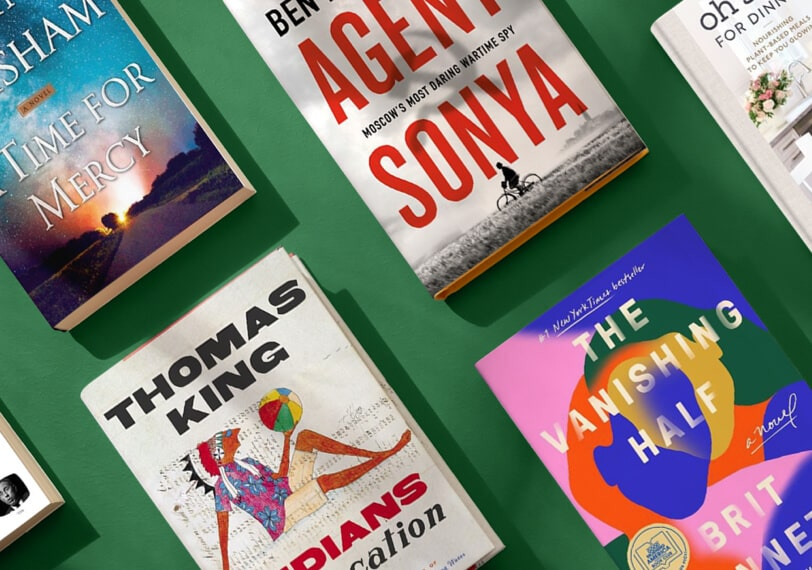 shop the perfect title for every type of booklover on your list