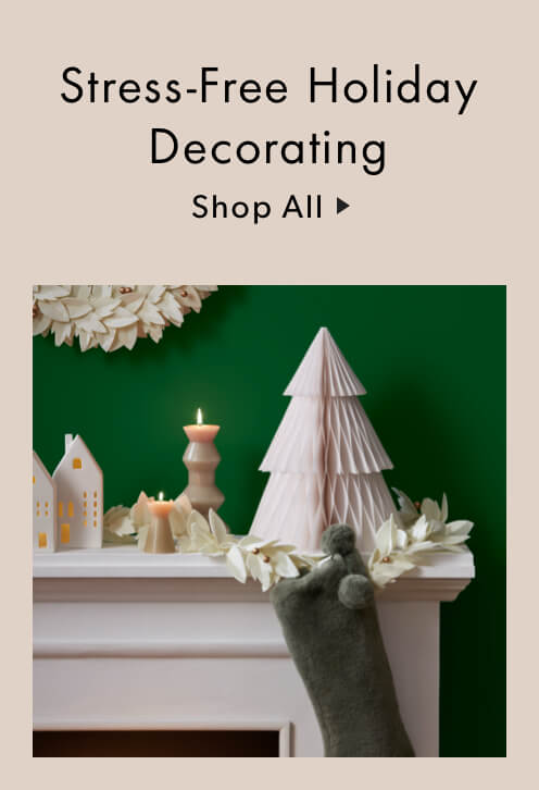 Stress-Free Holiday Decorating