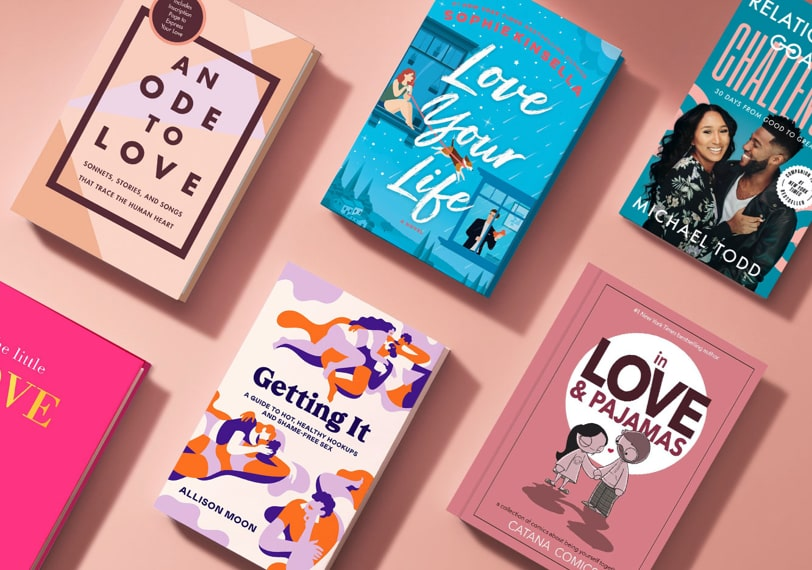 Featured books to read for Valentine's Day.