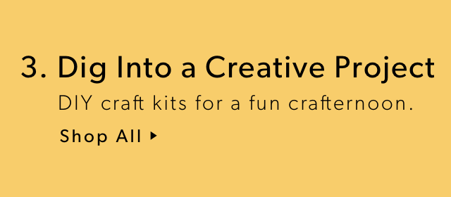 Dig Into a Creative Project