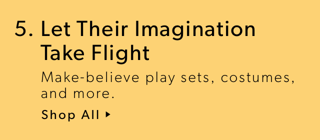 Let Their Imagination Take Flight