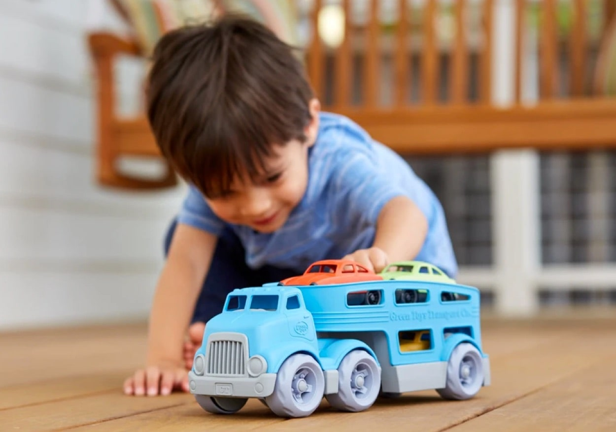 Shop eco-friendly Green Toys