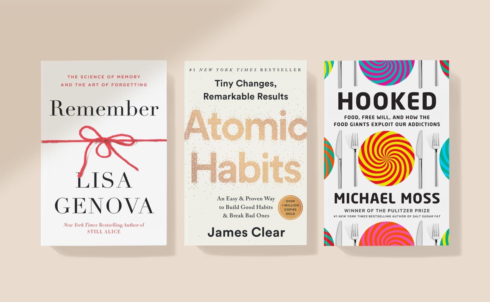 New and Hot Wellness Books!