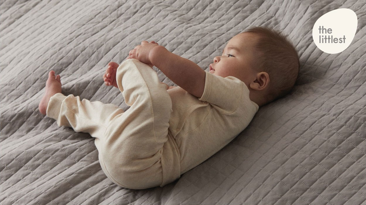Introducing the littlest - our exclusive new line of sustainable baby apparel and accessories.