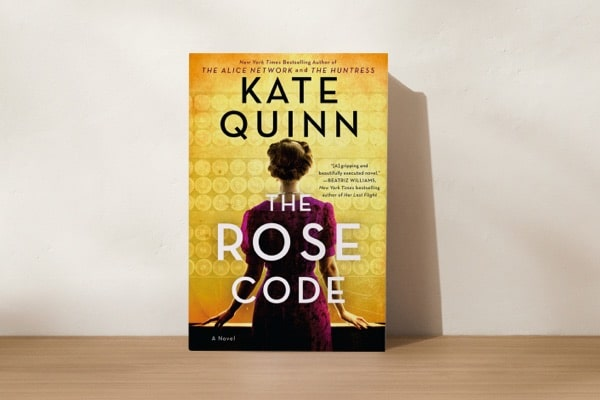 Shop The Rose Code by Kate Quinn