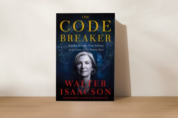 Shop The Code Breaker by Walter Isaacson