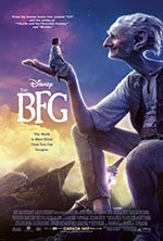 3D advance screening of Disney's The BFG!  - In theatres Canada Day