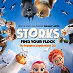 Advance Screening of STORKS! - STORKS  is in theatres September 23rd
