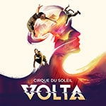 Enter for a chance to WIN* a pair of tickets to Cirque du Soleil's performance of VOLTA in Toronto! - Enter for a chance to WIN* a pair of tickets to Cirque du Soleil's performance of VOLTA in Toronto!