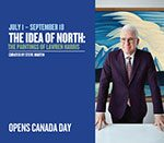 The Idea of North: The Paintings of Lawren Harris - July 1 - September 18, 2016 - The Idea of North: The Paintings of Lawren Harris - July 1 - September 18, 2016